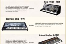 Vintage - Keyboards
