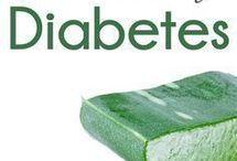 ALOE VERA  for treating diabetes