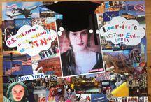 WineenjaaramerikaviaCosmogirl/LoïsSpan / Mijn moodboard voor Win een jaar High School in Amerika