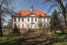 Snowidza - Pałac
