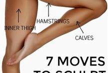 Övning för ben