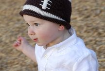 Decorated Knit Hats
