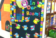 Owl classroom  / by Cindy Martinez