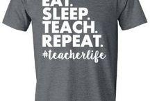 T shirts for teacher