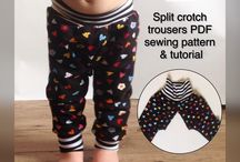 split crotch troos for Torin