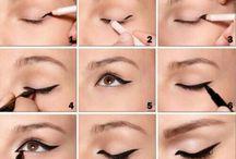 Make up tips / Eyeliner