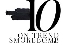 10 SMOKEBOMB SCENTS