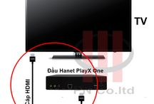 Hướng dẫn kết nối Hanet PlayX One với dàn âm thanh