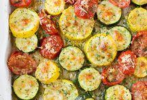 legume la cuptor