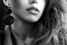 Beauty in black & white