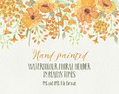 Wedding clip art / Inspiration and resources for your wedding stationery creations