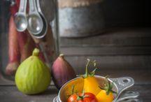 Cocinando. / Platos y comidas variadas