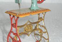 Antik Dikiş Makinaları