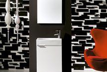 Smart Pack, by Royo / Idéal pour espaces de taille XS. Fonctionnalité et esthétique actuelle. Une collection parfaite pour des petites salle de bains ou toilettes grace à sa dimension réduite.