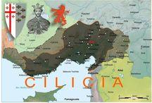 Cilicia ,Old Amenian Kingdom in Anatolia