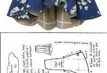 moldes de roupas