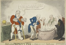 Regency Prints / Prints by James Gillray and George Cruikshank.