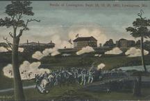 Civil War Scenes in Missouri