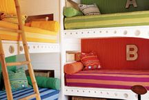 Makes me wish I had children- kids rooms / by Lena