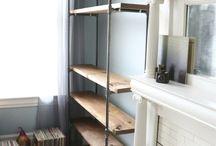 Bookcase diy