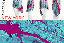 New York / The New York Sleeve Scarf Is Out!