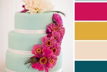 Color Palettes / Color palettes inspired by the Frederick County, MD area