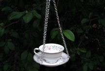 Tea & Tea Things / Teapots, teacups, tea-leaves . . . all things tea!