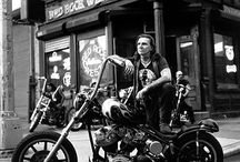 Motorcycles / by Sam Sumner