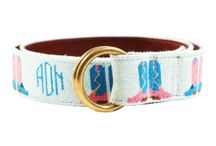 Country Strong / Music City USA! Inspired by Nashville http://yorkdesignco.com/products/nashville-belt/