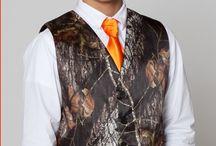 wedding tux/vest