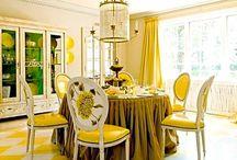 Decorating With Lemon Zest / Lemon Zest: Color of 2012