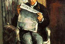 Men readers in art history / Hombres lectores en la historia del arte