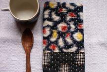 sashiko for art in action