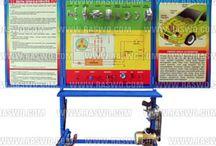 Trainer Sistem Pengisian (Charging System) Type IC / Intergreated Circuit / Trainer Sistem Pengisian (Charging System) Type IC / Intergreated Circuit
