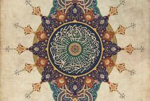 Islamic calligraphy / Islamic art