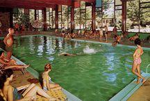 Swimming pool / Swimming pool Photography