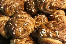my baking / suomalainen  jälkiruokaa#korvapussi