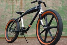 Fat bike pedego