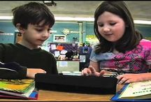 Using tablets in reading