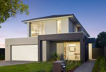 Bateman by Glenvill / The very latest in modern living, this Glenvill designed family home presents spacious open plan living and features integrated indoor and outdoor zones with generous space and light.