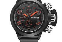 Relojes Grandes / Relojes de pulsera grandes para hombre y para mujer. Si te gustan los relojes que destacan por su tamaño visita https://onlytrendy.es/relojes-grandes/