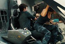Divergent fourtris