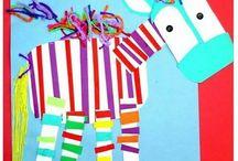Zebra craft ideas