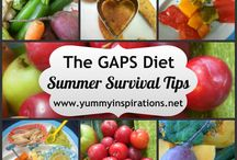 Gaps diet / by Joann Fouquette