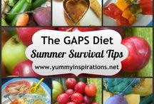 Gaps diet / by Joann Fouquette