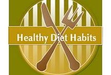 Healthy Diet Habits / Weight Control is about having Healthy Diet Habits in your life! It is more about the Habits that you have than the specific foods that you are eating! Check out my website at http://www.healthy-diet-habits.com/