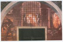 Raffaello képek, raszterhálós változatok
