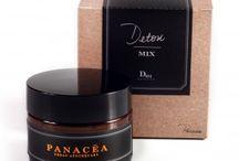 Panacea Urban Apothecary / Natural and organic skinfood