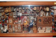 Dollhouses and Miniatures / by Katherine W
