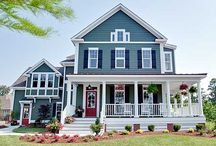 Dream House / by Kelly Mathews (Indiana Inker)